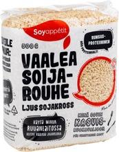 500g Vaalea soijarouhe