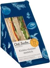 Kinkku-Cheddar Sandwich 210G