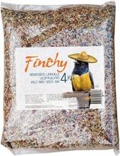 Finchy 4 Kg Siemenseos Linnuille