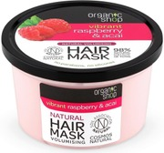 Organic Shop Raspberry & Acai Hiusnaamio 250 Ml