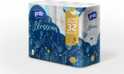 Grite Wc-Paperi Blossom White 32Rll