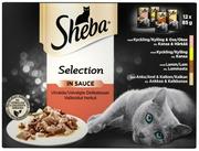 Sheba Selection Kastikkeessa 12X85g