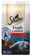 Sheba Fresh Cuisine  6X50g Taste Of Paris Msc