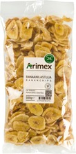 Arimex Banaanilastuja 500G