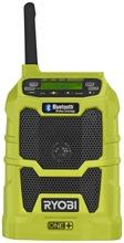 Ryobi Radio R18r-0 Bluetooth One  18V