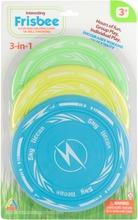 Frisbee 3 Kpl