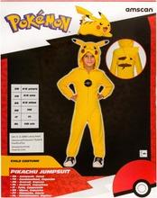 Pokemon Pikachu Lasten Rooliasu