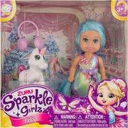 Sparkle Girlz Cupcake Nukke Ja Lemmikki