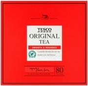 Tesco 250G Original Musta Tee 80Ps