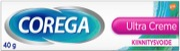 Corega Ultra Creme Kiinnitevoide 40G
