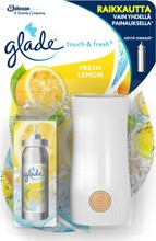Glade Touch & Fresh 10Ml Fresh Lemon Ilmanraikastin