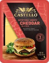 Castello Burger Chedda...