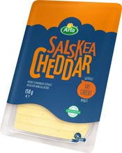 Salskea Cheddar Viipale 150 G