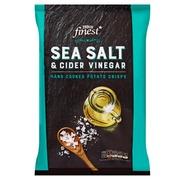 Tesco Finest 150G Sea Salt & Cider Vinegar Perunalastut