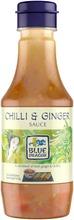 Blue Dragon Chilli&Ginger Chili-Inkivääri Dippikastike 190Ml