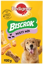 Pedigree Biscrok Original Multi 500G