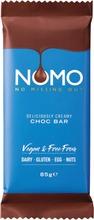 Nomo Vegan & Free From Creamy Vaalea Kaakaomakeinen 85G