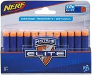 Nerf N'strike 12 Dart Refill Lisäpanokset Nerf-Aseeseen