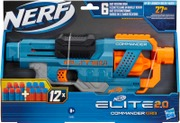 Nerf Elite 2.0 Commander Rc-6 Blasteri