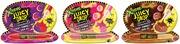 Bazooka Juicy Drop Gummies Xtreme Sours Kirpeä Viinikumi Kirpeällä Makugeelillä 57G