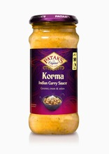 Patak's Korma Currykas...