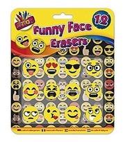 Funny Face Pyyhekumeja 12Kpl