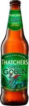 Thatchers Green Goblin Medium Dry Cider 5% 0,5l siideripullo