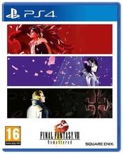 Ps4 Final Fantasy Viii Remastered