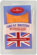 Whitechapel Red Cheddar Viipale 150G
