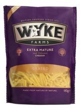 Wyke Farms 180G Juustoraaste Pitkään Kypsytetty Cheddar