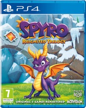 Playstation 4 Spyro Re...