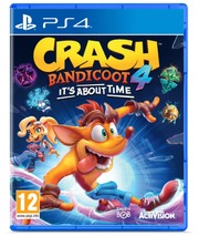 Ps4 New Crash Bandicoot