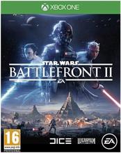 Xbox One Peli Star Wars: Battlefront Ii
