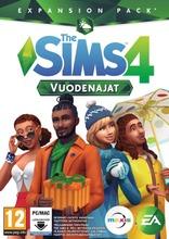 Pc/Mac Peli The Sims 4 Vuodenajat (Lisäosa)