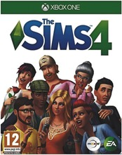 Xbox One Peli The Sims 4