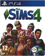Playstation 4 Peli The Sims 4