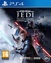 Ps4 Star Wars Jedi Fal...