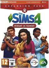 Pc/Mac Peli The Sims 4 Kissat Ja Koirat (Lisäosa)