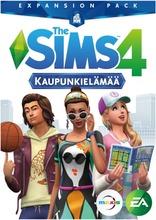 Pc Peli The Sims 4 Kaupunkielämää (Lisäosa)