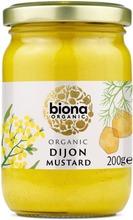 Dijon sinappi luomu 200g