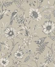 Studio Decor Paperitapetti G676000 Bloom Beige