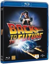 Blu-Ray Paluu Tulevais...