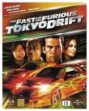 The Fast And The Furious: Tokio Drift Blu-Ray