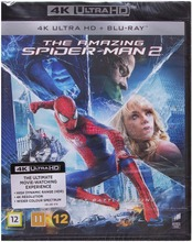4Kblu-Ray Amazing Spider-Man 2