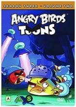 Dvd Angry Birds Toons - Kausi 3 Osa 2