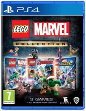 Playstation 4 Lego Marvel Collection