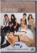 Dvd Gossip Girl 2.Tuotantokausi