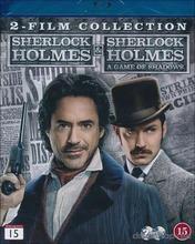 Sherlock Holmes 1-2 Box Blu-Ray
