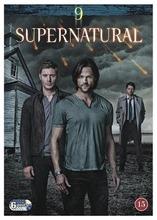Supernatural 9. Tuotantokausi 6Dvd