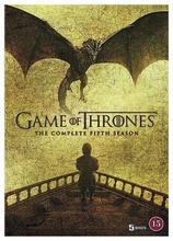 Game Of Thrones 5. Tuotantokausi 5Dvd